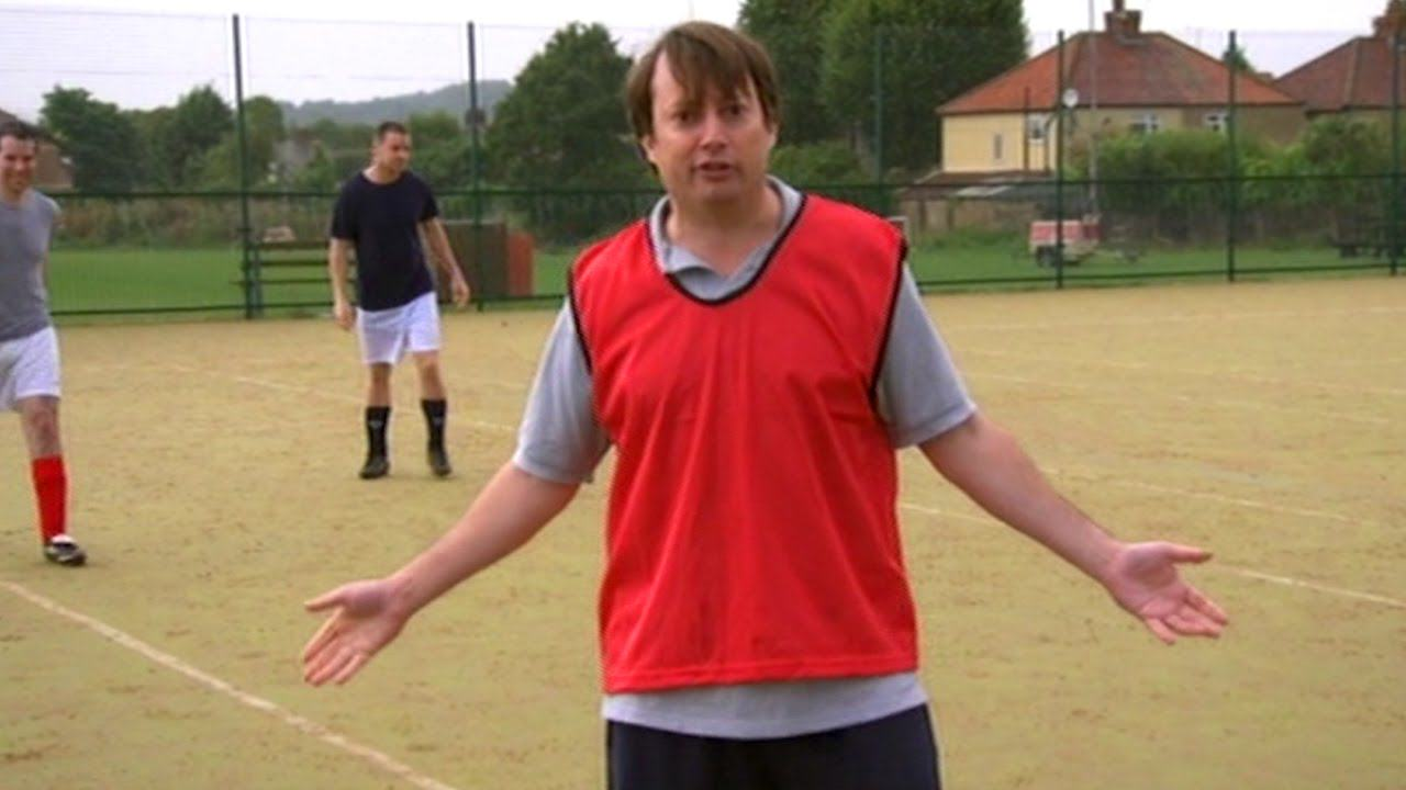 david mitchell as mark in peep show