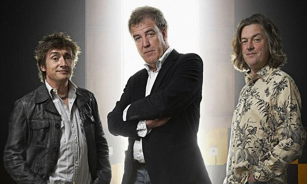 Amazon Sign Jeremy Clarkson, Richard Hammond And James May For New Show %name