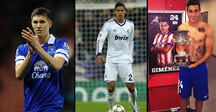 Five Of The Best Young Defenders In Europe varane fb
