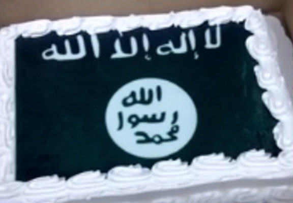 Walmart Forced To Apologise For Their Islamic State Cake walmart isis WEB