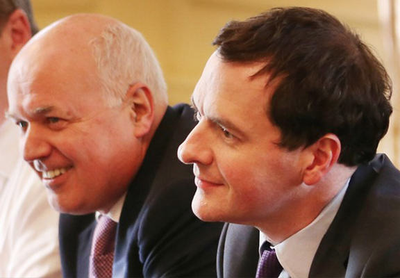 Conservative Welfare Bill Passes In Parliament, Heres What It Means For UK welfare bill WEB