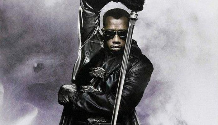 Marvel May Be Reviving Blade, Wesley Snipes Included wesley snipes 3