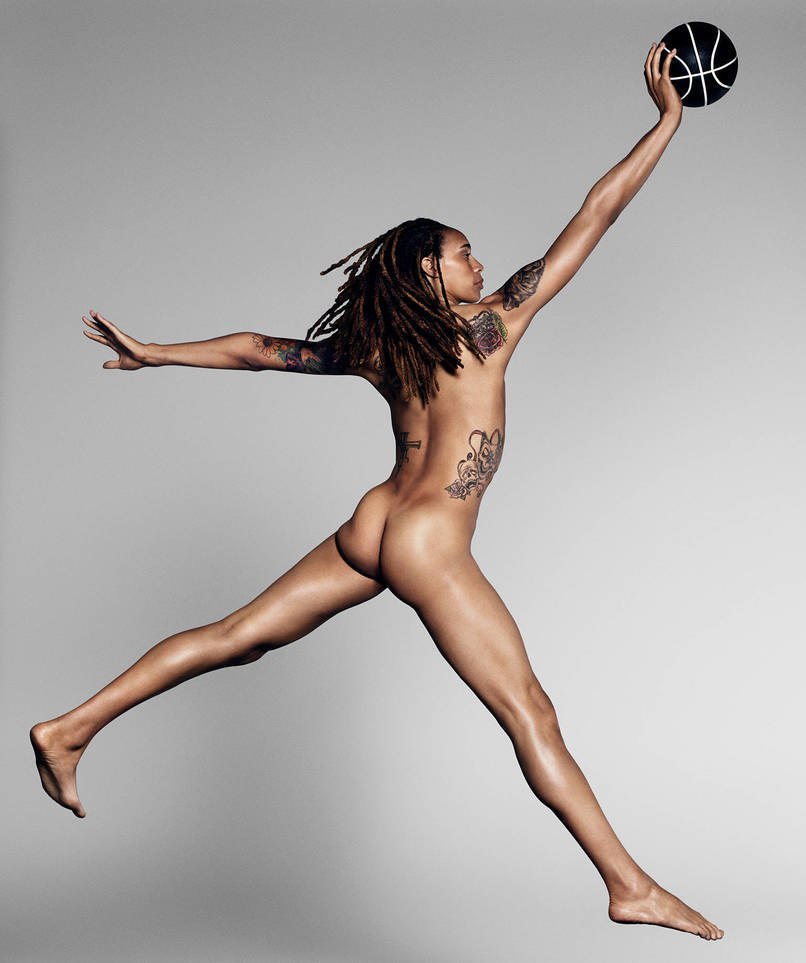 These Inspiring Pictures Show What The Top Athletes Look Like Without Clothes ww