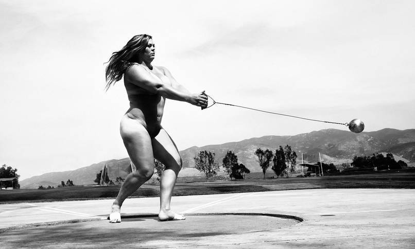These Inspiring Pictures Show What The Top Athletes Look Like Without Clothes ww1