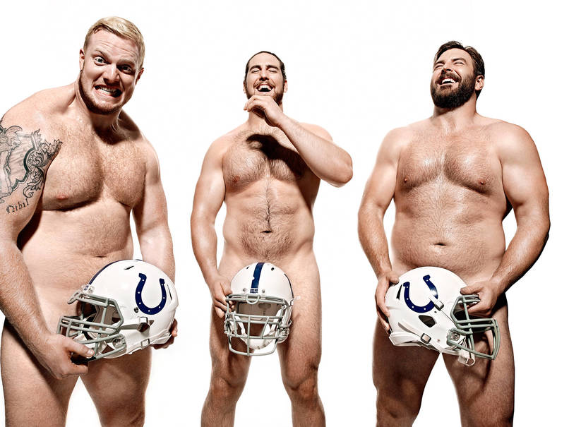 These Inspiring Pictures Show What The Top Athletes Look Like Without Clothes ww12