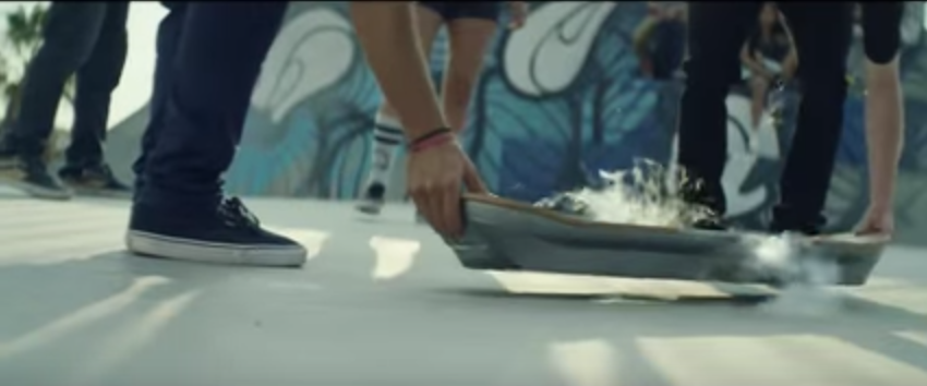 Lexus Reveal Footage Of Their Hoverboard In Action BJdnDOaU1