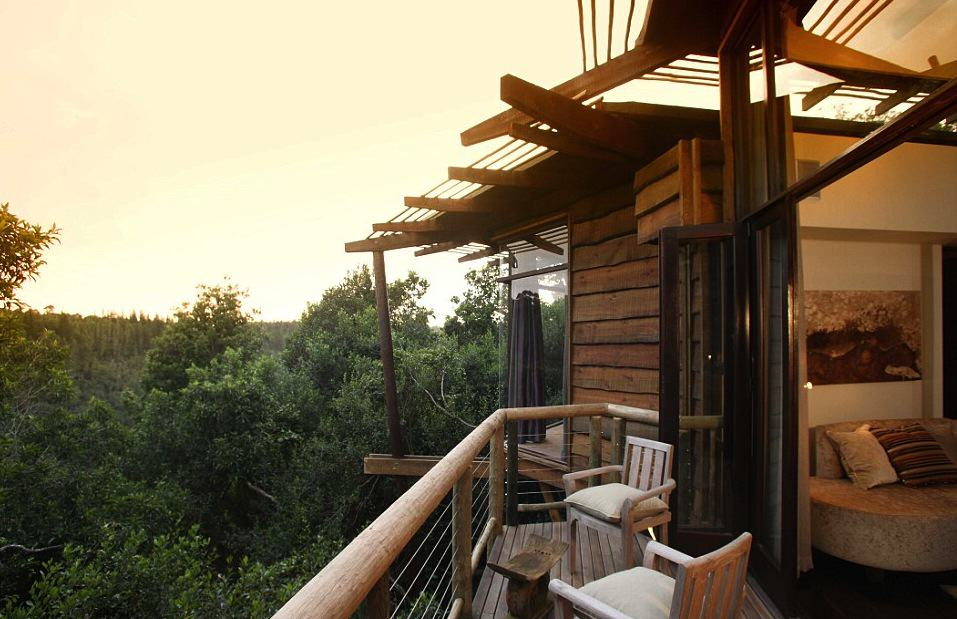 This Treetop Lodge In South Africa Is The Only Place I Want To Be, Ever FingDjd8a