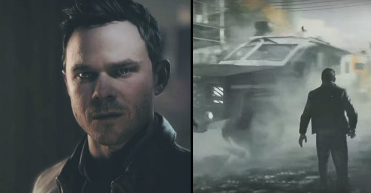 Star Studded Quantum Break Now Has A Release Date And Phenomenal Gameplay GHpOhX06d