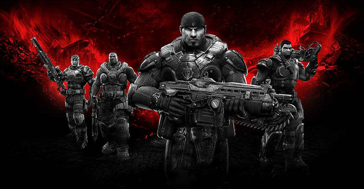 Gears Of War: Ultimate Edition Includes Access To All Previous Gears Games GRXhrlqxn