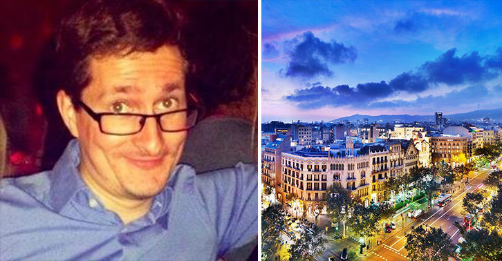 This Guy Saves Money on London Rent By Commuting From Barcelona JBknqv3HY