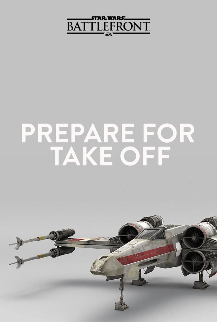 The New Star Wars: Battlefront Trailer Teases Multiplayer Mode Fighter Squadron MAQISwvs8