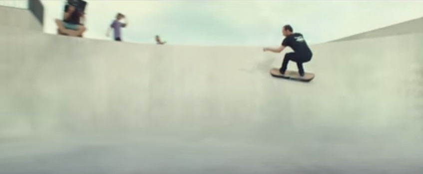 Lexus Reveal Footage Of Their Hoverboard In Action OIoRd3K0C