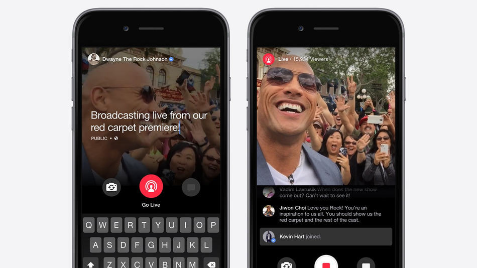 Facebook Launches Live Streaming Feature, Although Its Not For Everyone OYSRsrGg4