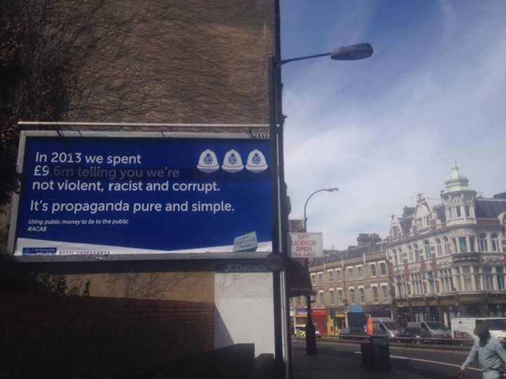 Anarchists In London Are Trolling Scotland Yard With Anti Police Posters OjhgdUoJY