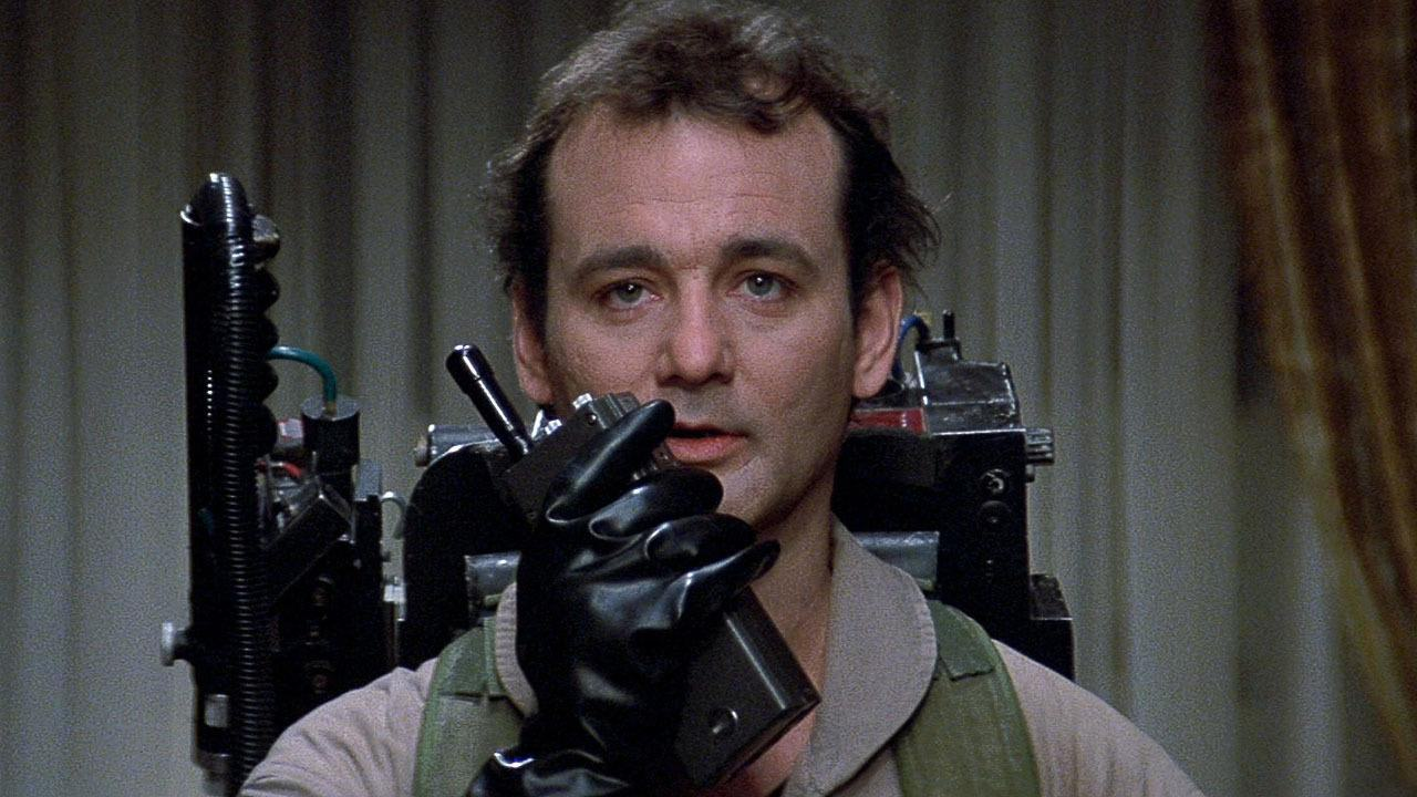 Bill Murray Reveals He IS In The New Ghostbusters Movie %name