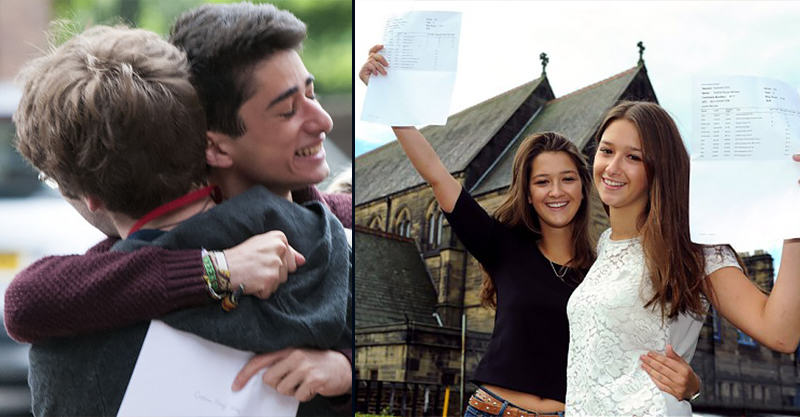 Emotional A Level Students Take To Twitter During Results Day UNILAD 134