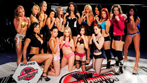 The Lingerie Fighting Championships Is Real And Exists UNILAD 137
