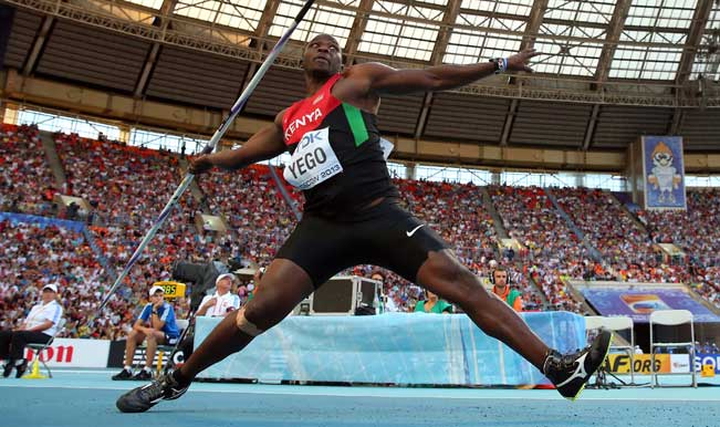 A Kenyan Won Gold In The Javelin After Teaching Himself By Watching YouTube Videos UNILAD 169