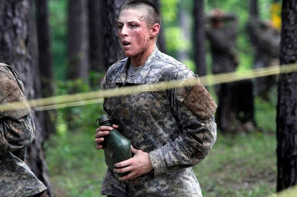 1st Lt. Shaye Haver in Ranger School. Robin Trimarchi Columbus Ledger-Enquirer Read more here- http-::www.mcclatchydc.com:news:nation-world:national:national-security:article31479212.html#storylink=cpy