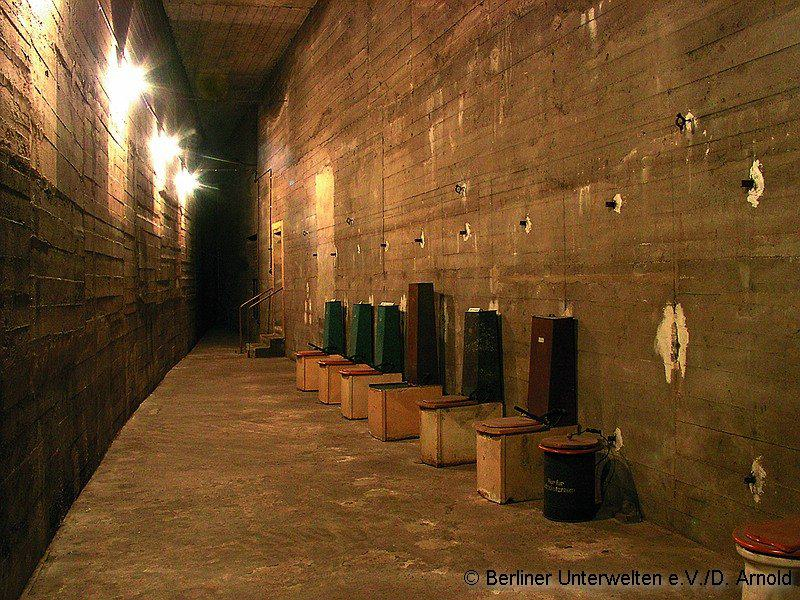 Look Inside This Haunting World War Ii Bomb Shelter