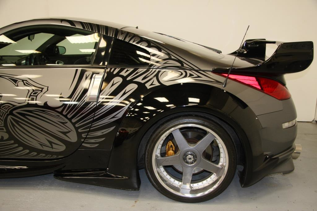 The Nissan 350Z From Fast And Furious: Tokyo Drift Is Up For Sale UNILAD 361