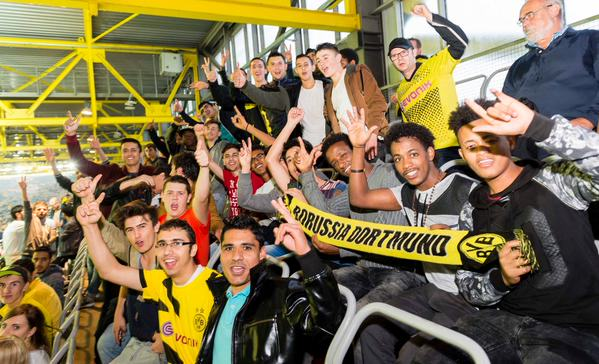 Borussia Dortmund Have Officially Welcomed More Syrian Refugees Than The UK UNILAD 451