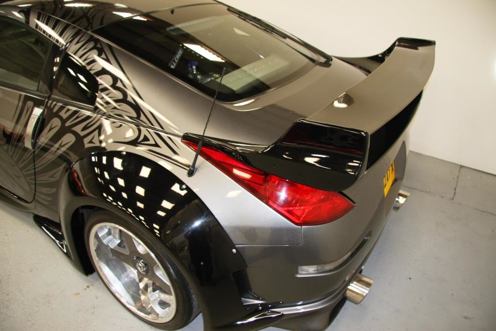 The Nissan 350Z From Fast And Furious: Tokyo Drift Is Up For Sale UNILAD 47