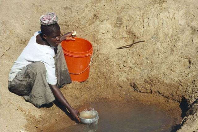 A Fifth Of Countries Set To Run Out Of Water By 2040 UNILAD 739px Mwamongu water source3 640x426