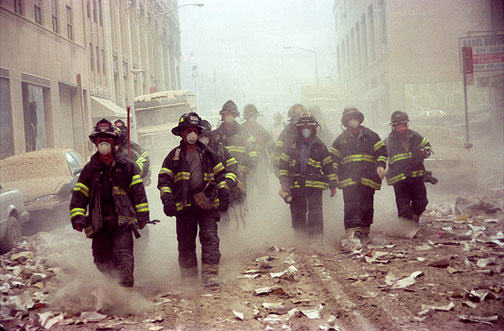 Thousands Of Ground Zero Responders Have Cancer Linked To 9/11 Attacks UNILAD 911 cancer 12
