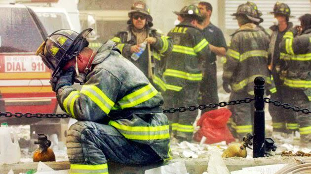 Thousands Of Ground Zero Responders Have Cancer Linked To 9/11 Attacks UNILAD 911 cancer 32