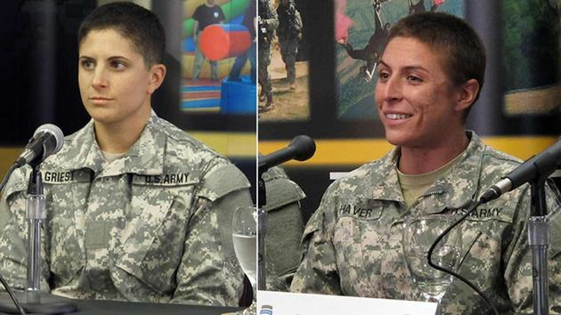 These Are The First Women To Complete Gruelling US Army Ranger School UNILAD ABC8