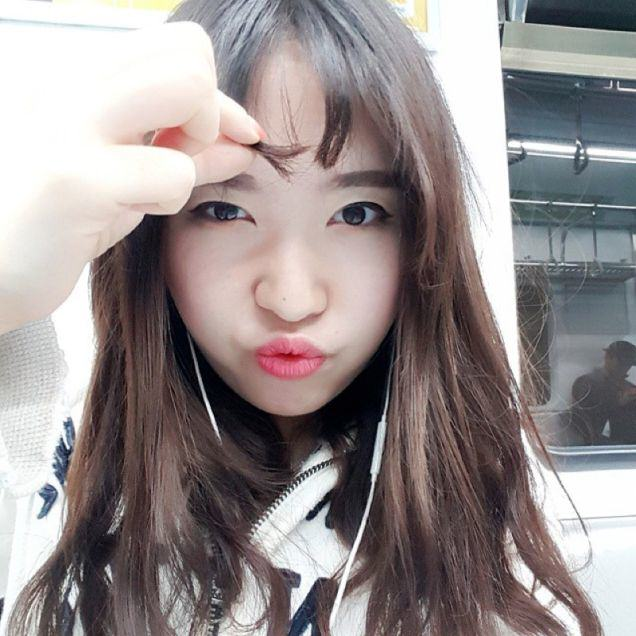 Turning Bangs Into Hearts Is Now A Thing In Korea Apparently UNILAD ADSFAeb9