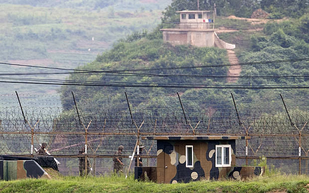 North Korea Finally Agrees Truce With The South, Saying It 'Regrets' Its Actions UNILAD AFP6