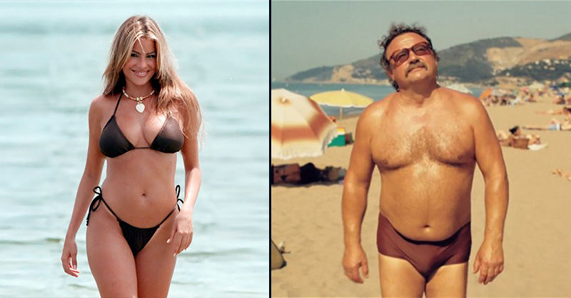 The Ideal Beach Body According To Brits Has Been Revealed UNILAD Aah0IC