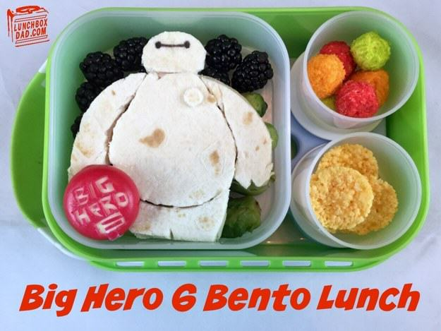 This Awesome Dad Makes The Best School Dinners Ever UNILAD Big Hero 65