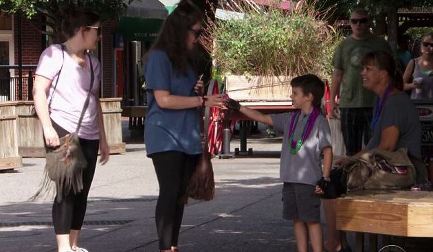 Boy Goes On Campaign To Get Everyone Smiling, After Tragic Death Of Both Parents UNILAD CBS NEws 12