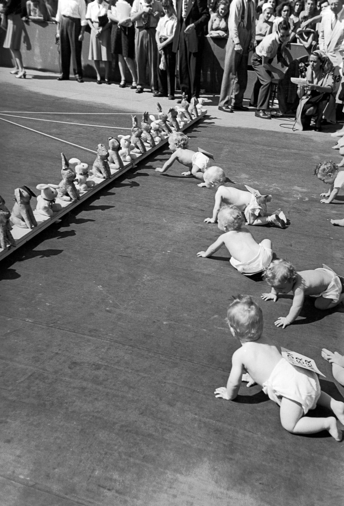Baby Racing Used To Be A Real Life Actual Sport, And It Was Amazing UNILAD CORNELL CAPATHE LIFE PICTURE COLLECTIONGETTY IMAGES 33