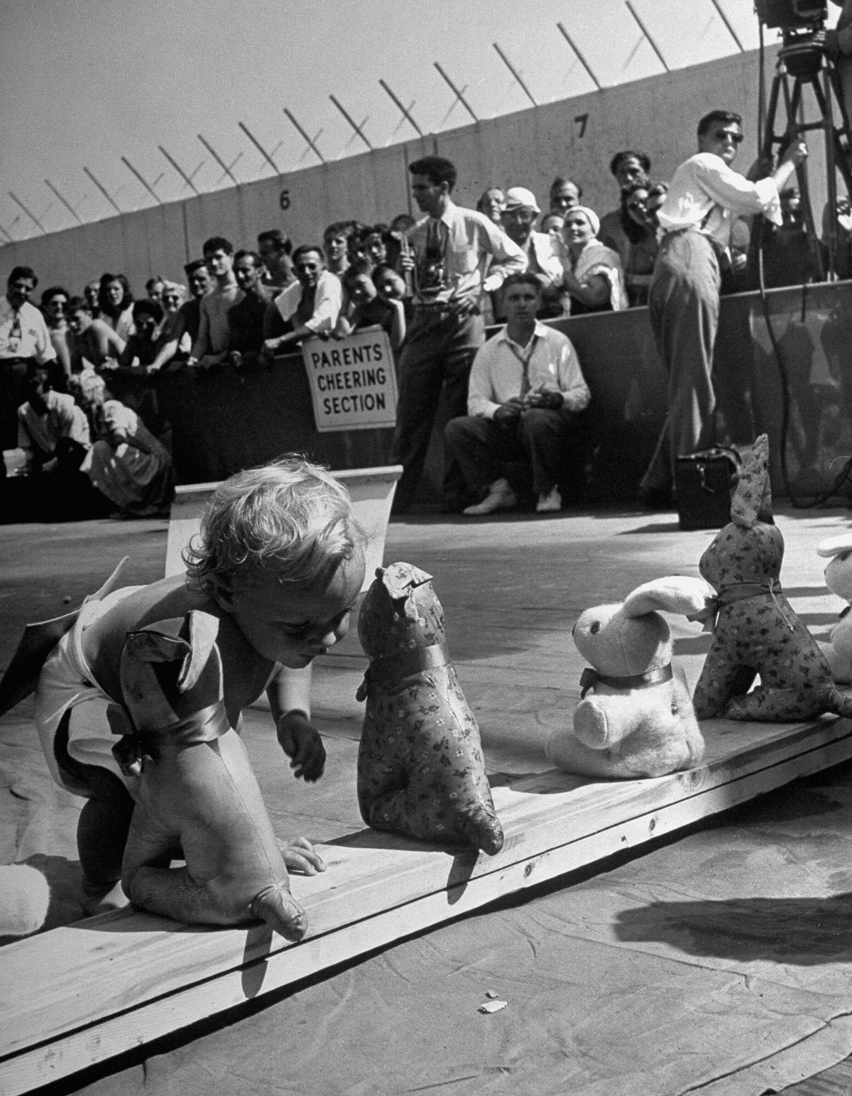Baby Racing Used To Be A Real Life Actual Sport, And It Was Amazing UNILAD CORNELL CAPATHE LIFE PICTURE COLLECTIONGETTY IMAGES 48