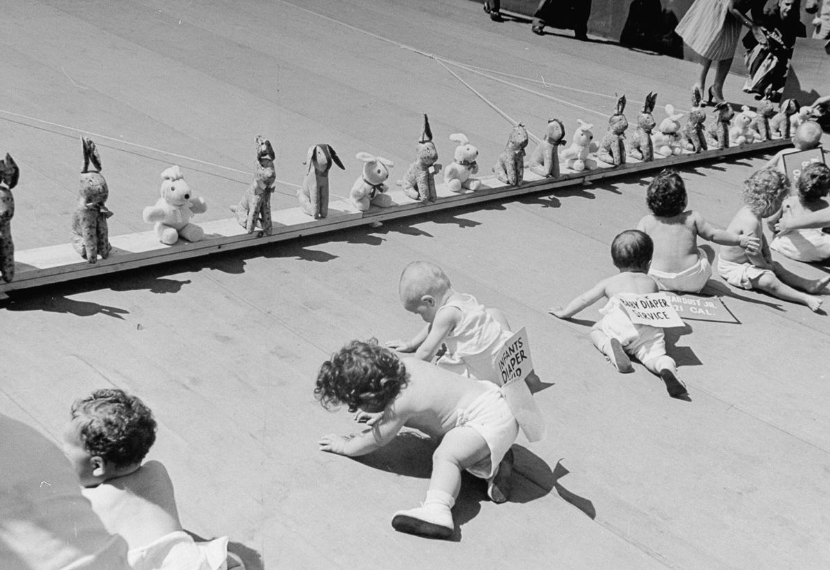 Baby Racing Used To Be A Real Life Actual Sport, And It Was Amazing UNILAD CORNELL CAPATHE LIFE PICTURE COLLECTIONGETTY IMAGES4
