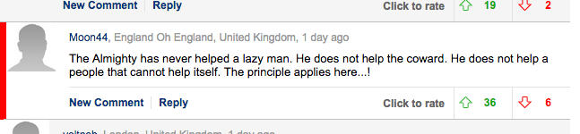 What Happens When You Leave Nazi Propaganda In The Daily Mail Comment Section? UNILAD Comment 33