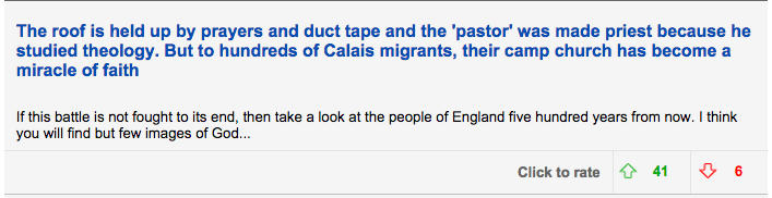 What Happens When You Leave Nazi Propaganda In The Daily Mail Comment Section? UNILAD Comment 42