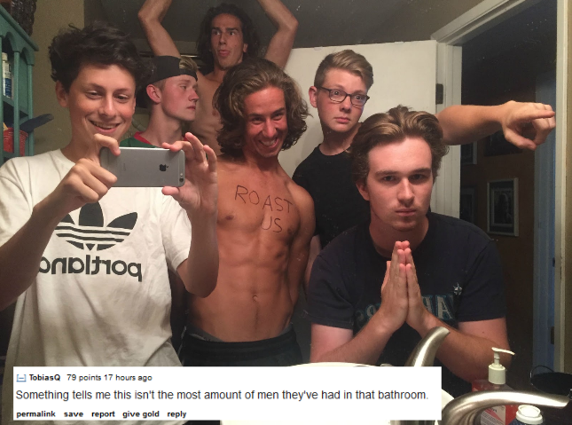 People Are Asking Reddit To Roast Them And It Is Painfully Brutal UNILAD DC7Os9Z5