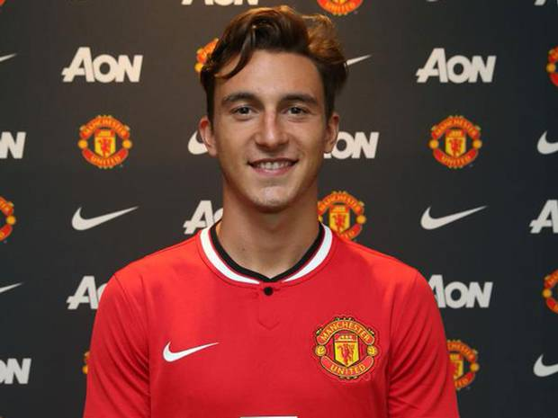 Five Things We Learnt From Manchester Uniteds Opening Game UNILAD Darmian13