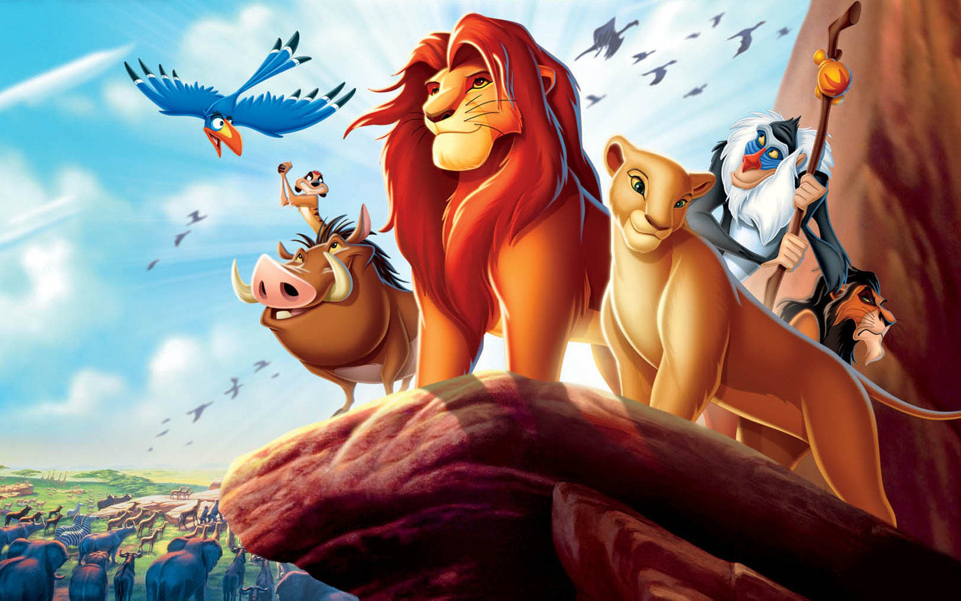 Brand New Lion King Sequel On Its Way To Disney Channel UNILAD Disney7