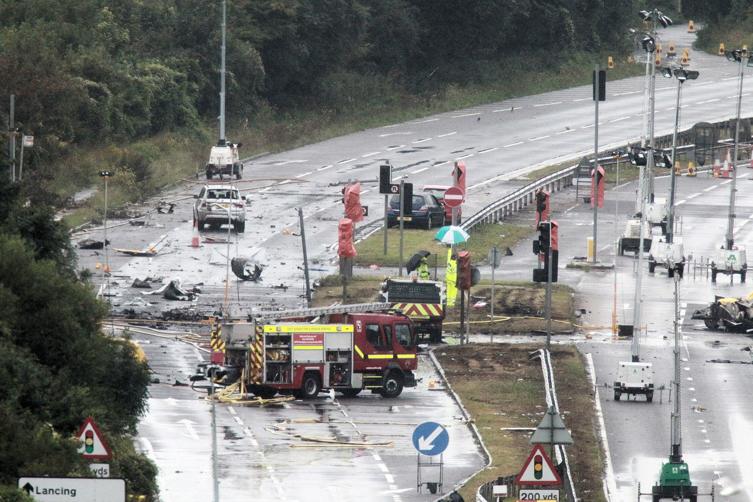 Dramatic New Details Of Shoreham Airshow Crash Have Been Revealed UNILAD Eddie Mitchell7
