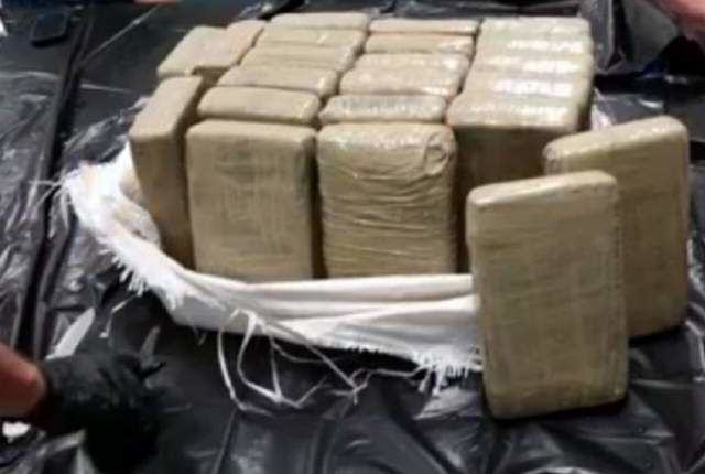 A Cop Caught $12 MILLION Of Cocaine While Out Fishing UNILAD G8y3CrNzW6