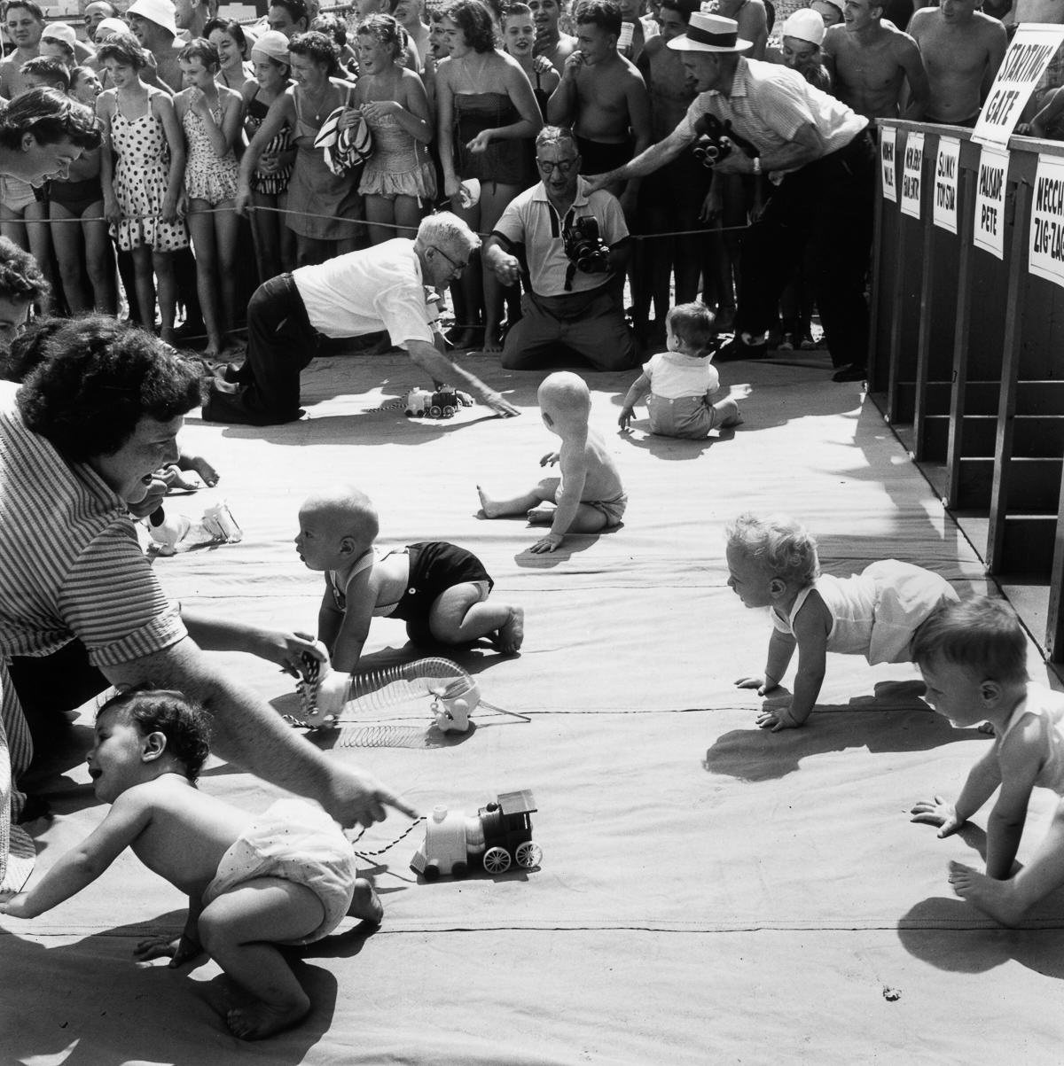 Baby Racing Used To Be A Real Life Actual Sport, And It Was Amazing UNILAD HULTON ARCHIVEGETTY IMAGES 26
