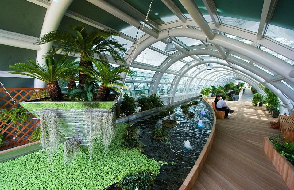 Some Of The Best Airports In The World You Wouldnt Mind Being Delayed In UNILAD Incheon Alamy7