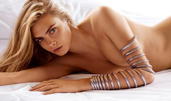 Cara Delevingne Says She Prefers Being Naked To Wearing Clothes UNILAD John hardyHollywood Life7