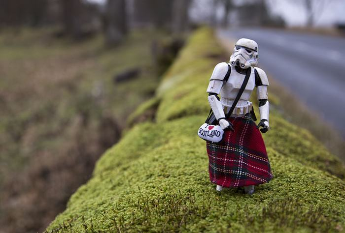 Awesome Photos Imagine What Stormtroopers Get Up To On Their Days Off UNILAD Kilt8